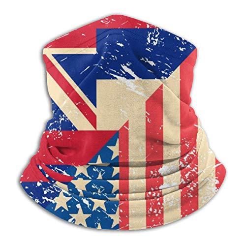 Niet te gebruiken voor: retro, VS en Hawaï, vlag, hals, gamas, masker, gezicht, bivakmuts, voor wielrennen, ski's.