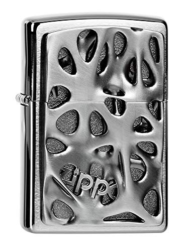 Zippo 2004313 Lighter, Metal, Silver, One Size