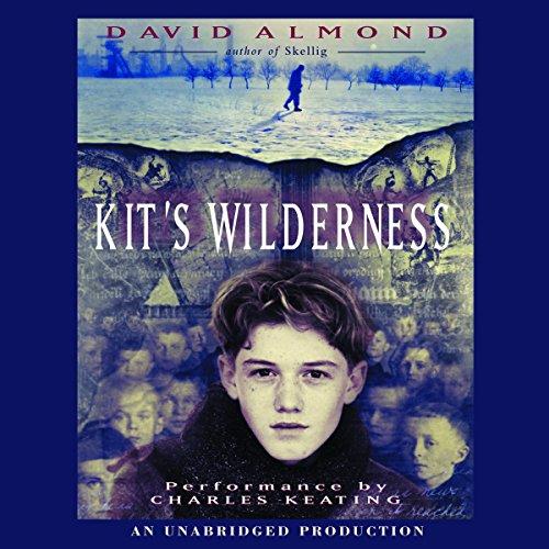 Kit's Wilderness audiobook cover art