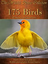 175 Birds of Kenya and Tanzania (The Wildlife Centre Collection)