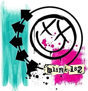 blink 182 poster signed