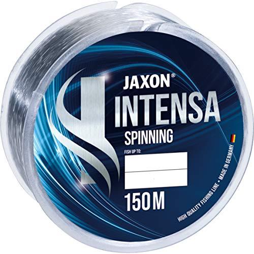 Jaxon Angelschnur Intensa Spinning 150m / 0,14mm-0,35mm Spule Einzelschnüre Monofile TOP! (0,22mm / 11kg) (0,35mm / 22kg)