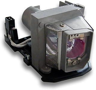 Alda PQ Profesional, Lámpara de proyector para OPTOMA HD600X Proyectores, lámpara de Marca con PRO-G6s viviendas