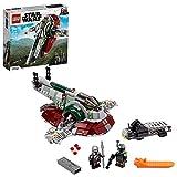 LEGO Star Wars Boba Fett's Starship 75312...