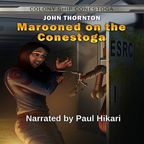 Marooned on the Conestoga cover art