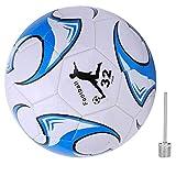 Balón de Fútbol Balón De Fútbol Fútbol Tamaño Estándar 5 Costuras Balón De Fútbol Liga Escuela Entrenamiento para Estudiantes Entretenimiento