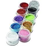 Glitter Decorativo Per Torte E Biscotti 5g Pavoni - rosa