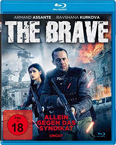 The Brave - Allein gegen das Syndikat (uncut) [Blu-ray]