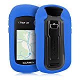 kwmobile Cover in silicone compatibile con Garmin eTrex 10/20/30/201x/209x/309x - Custodia protettiva antiscivolo compatibile con dispositivi GPS di navigazione - Protezione navigatore