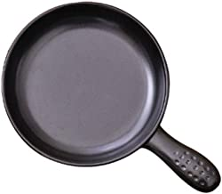 WZHZJ Frying Pan, Non-Stick Forged Aluminum Black Fry Pan, Suitable for Cooking Eggs, Bacon, Pancakes