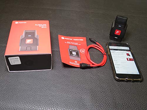 Fortin Flashlink Mobile Bluetooth Wireless Evo-All & Evo-One Loader Tool
