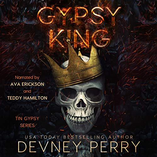 Page de couverture de Gypsy King