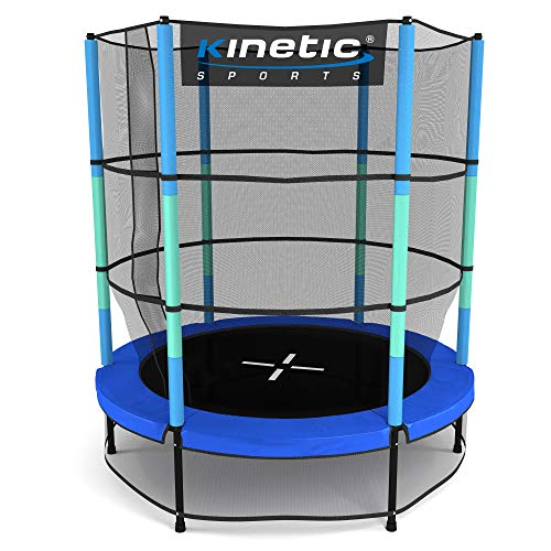 Kinetic Sports Kindertrampolin Jumper - Ø 140 cm