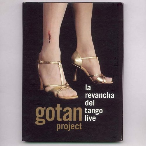 Gotan Project: La Revancha del Tango Live by Prisca Lobjoy