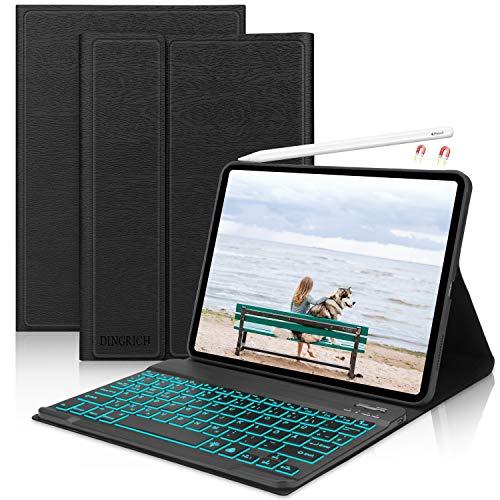 D DINGRICH Tastatur Hülle für iPad Pro 11