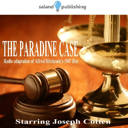 The Paradine Case (Dramatised) cover art