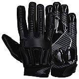 Prostyle Destroyer American Football Lineman Handschuhe - schwarz Gr. M