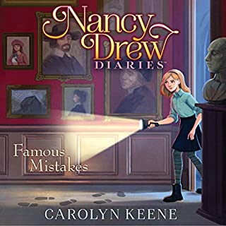 Famous Mistakes     Nancy Drew Diaries, Book 17              Auteur(s):                                                                                                                                 Carolyn Keene                               Narrateur(s):                                                                                                                                 Jorjeana Marie                      Durée: 3 h et 5 min     Pas de évaluations     Au global 0,0