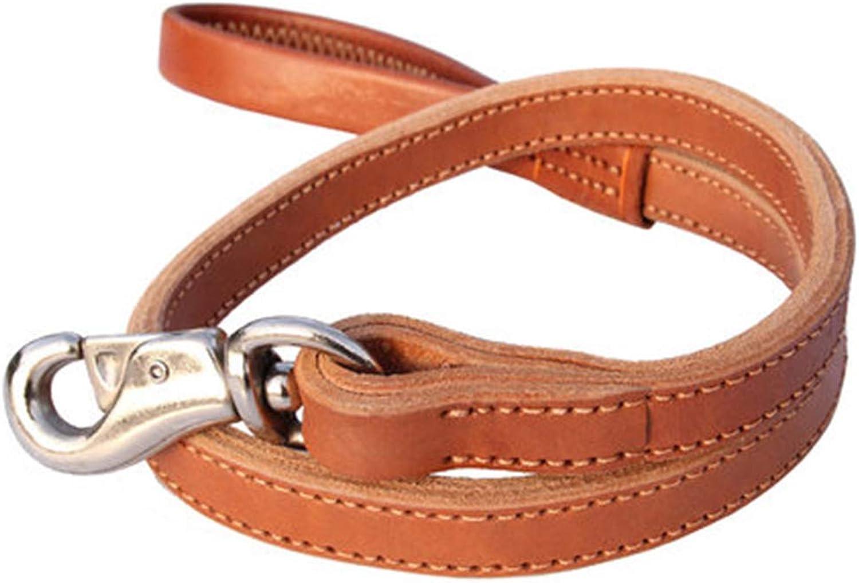 HATHOR23 Pet Leash Large Leash Double Layer Leash Dog Leash Dog Leash Big Dog Leash Stretchable Dog pet Leash