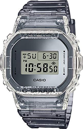 G-Shock by Casio Men's Digital DW5600SK-1 Watch Clear
