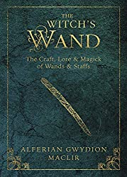 the witch's wand book cover