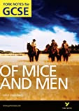 Of Mice and Men - York Notes for GCSE.