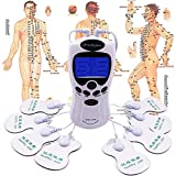 TRDCZ Health Massage Massager Electrical Relaxation Machine Digital Therapeutic Acupuncture Pain Relief Massager Back Neck Body Leg