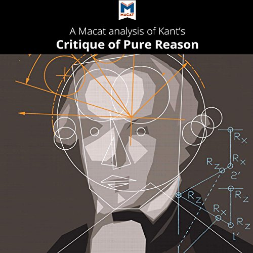 Couverture de A Macat Analysis of Immanuel Kant's Critique of Pure Reason
