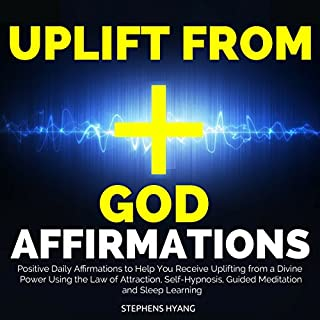 Uplift from God Affirmations cover art