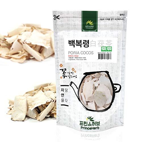 [Medicinal Korean Herb] Poria Cocos (Fuling/백복령) Dried Bulk Herb 3oz (86g)