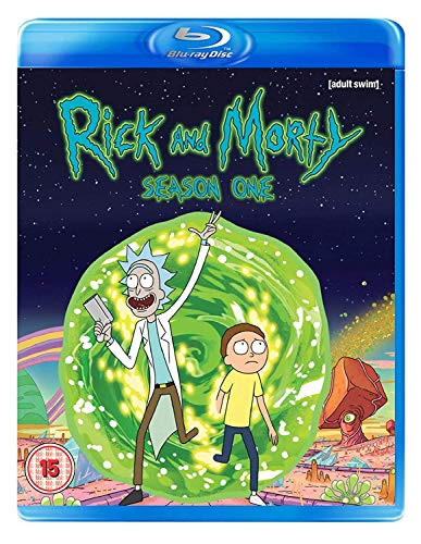 Rick & Morty Season 1 [Blu-ray] [Reino Unido]