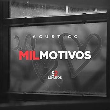 Mil Motivos (Acústico) - Single