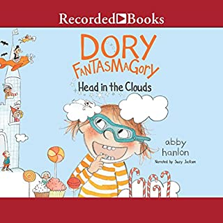 Dory Fantasmagory: Head in the Clouds audiobook cover art