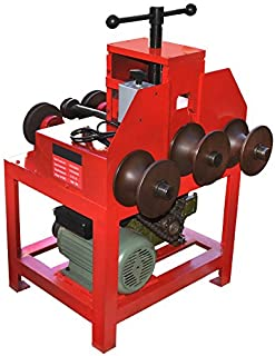 Electric Tube Pipe Bender Roller Round-5/8-3