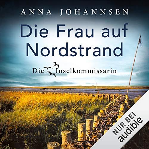 Die Frau auf Nordstrand Titelbild