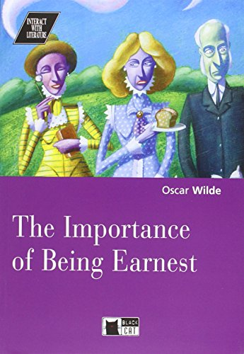 Interact with Literature: The Importance of Being Earnest + Audio CD [Lingua inglese]