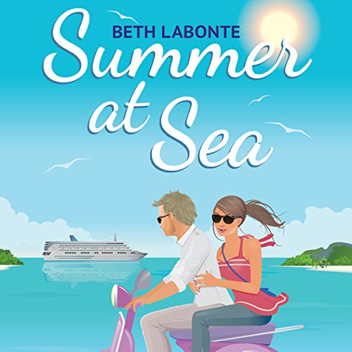 Summer at Sea audiobook cover art