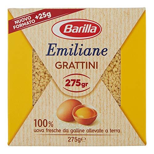 Barilla Emiliane Pastina all'Uovo Grattini, 275g