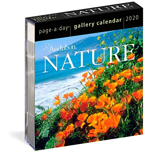 Audubon Nature Page-A-Day® Gallery Calendar 2020