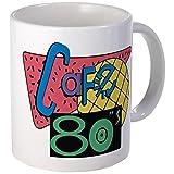 11 ounce Mug - Cafe 80??s ??? Back to the Future Mugs - S White '