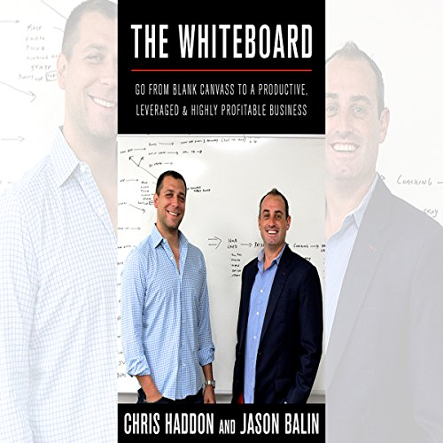 The Whiteboard audiobook cover art