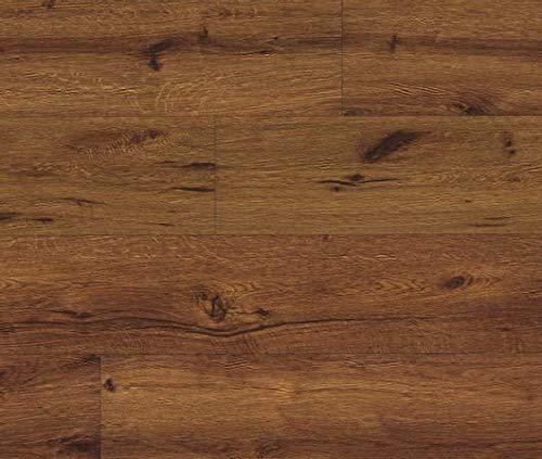 HORI® Klick-Vinylboden Eiche Landhausdiele Chalet Paris rustik I für 21,98 €/m²