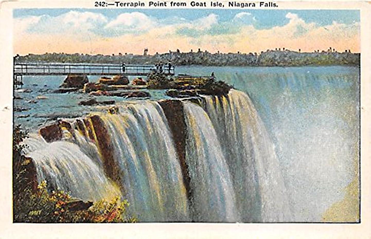 Niagara Falls, New York Postcard vxmqslvphre2