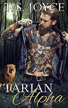 Tarian Alpha (New Tarian Pride Book 1) by [T. S. Joyce]
