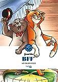 Grand bloc Disney BFF - 60 coloriages