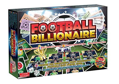 Fussball-Milliardärs-Brettspiel 2020/21 3. Auflage