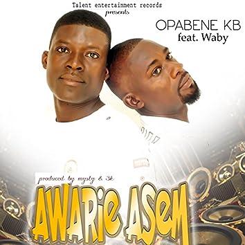 Awarie Asem (feat. Waby)