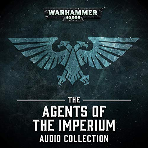 Couverture de The Agents of the Imperium Audio Collection