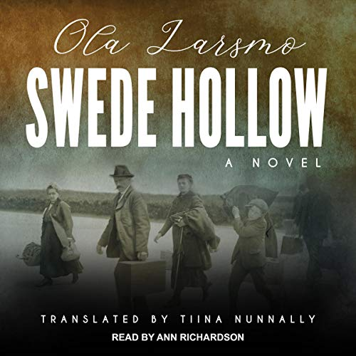 Swede Hollow  By  cover art