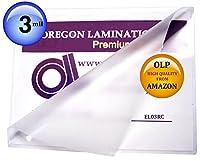 12 x 18 Laminating Pouches 3 Mil Menu Laminator Sleeves Qty 100 by Oregon Lamination Premium